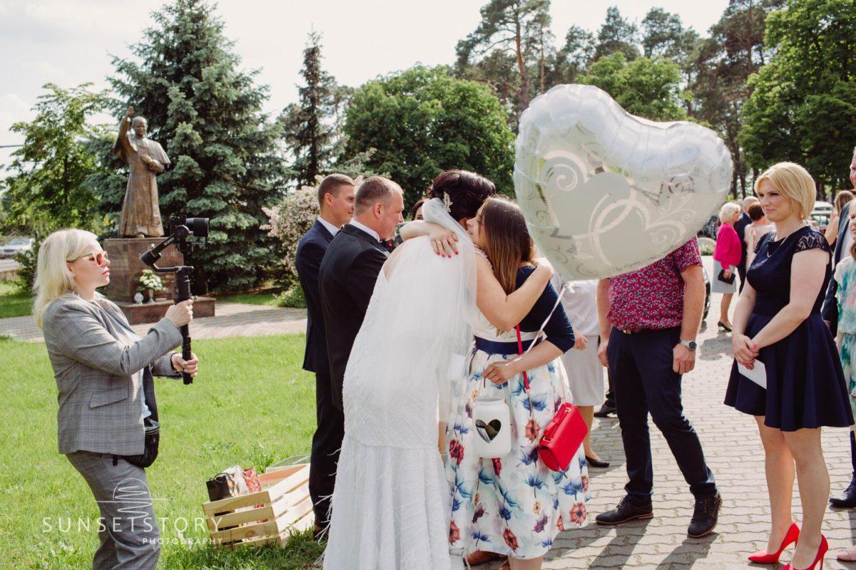 wesele bydgoszcz dron