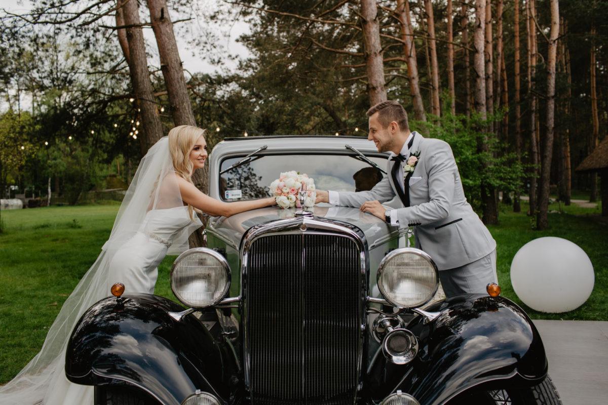 auta zabytkowe bydgoszcz wesele
