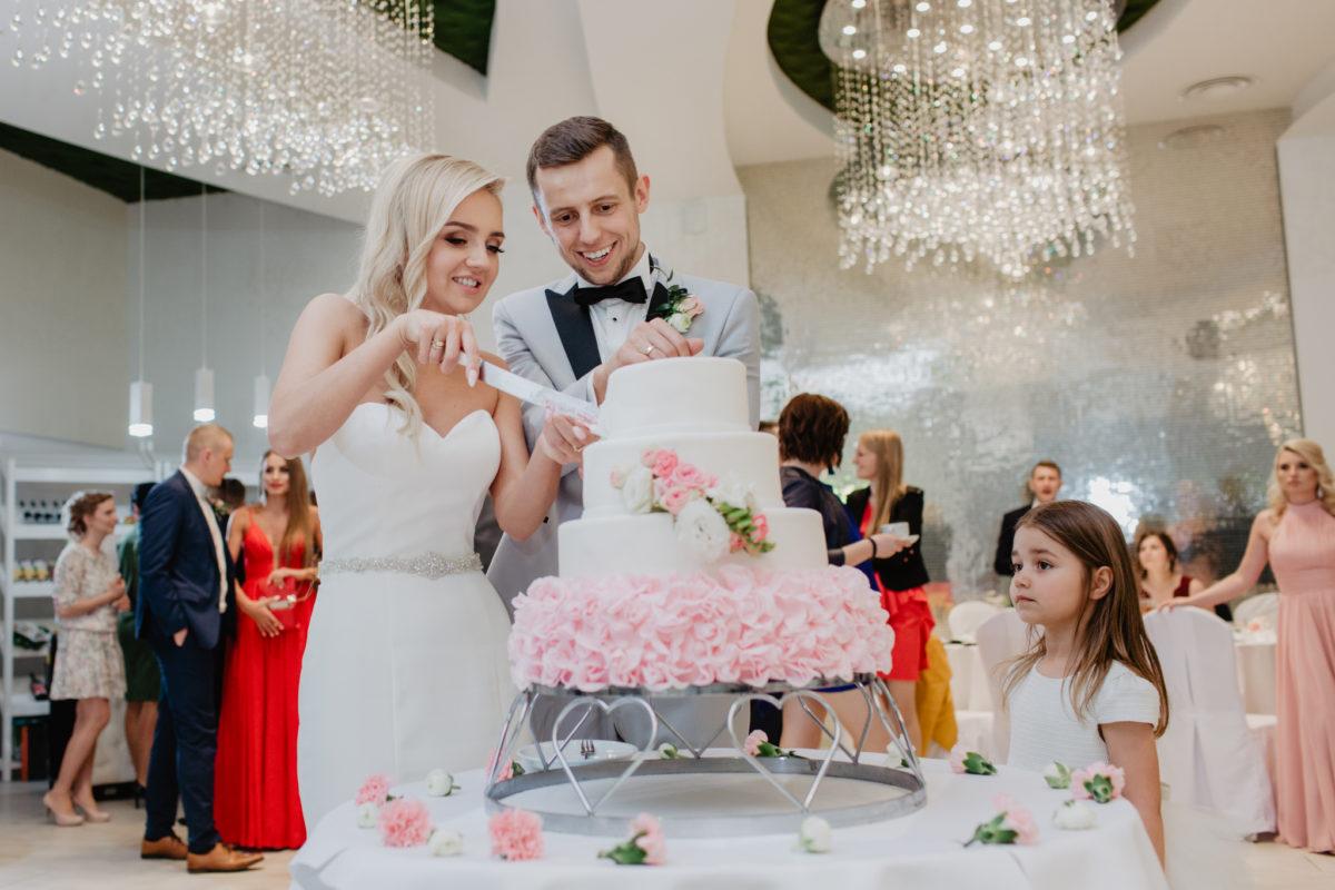 tort weselny słodki piękne wesele bydgoszcz