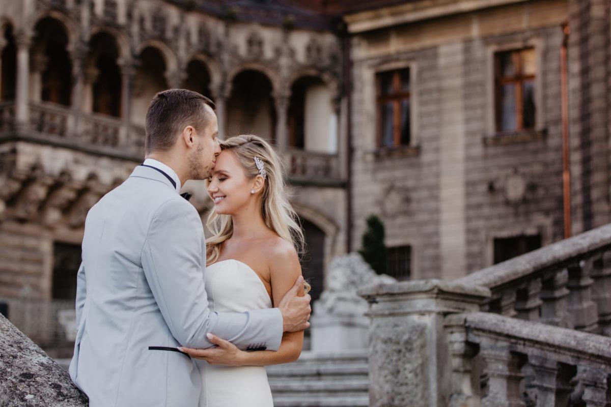 pocałunki wesele bydgoszcz nani