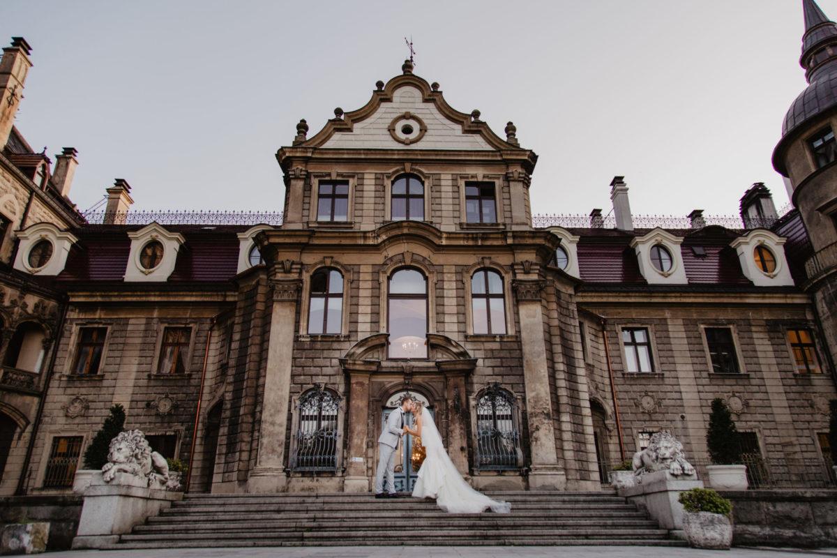 zamek moszna bydgoszcz wesele Nani Studio