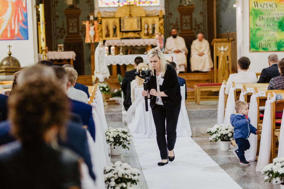 iwona ślub gorzelnia film