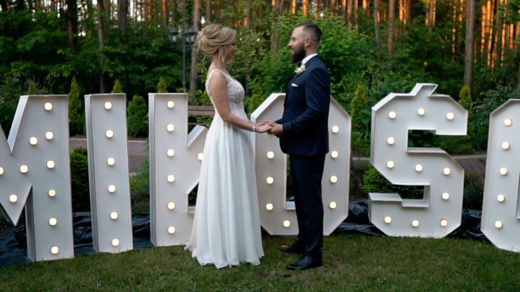 Wesele w Milusinie | Film ślubny